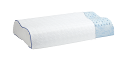 Pillow Come-For Latex Gel Contour